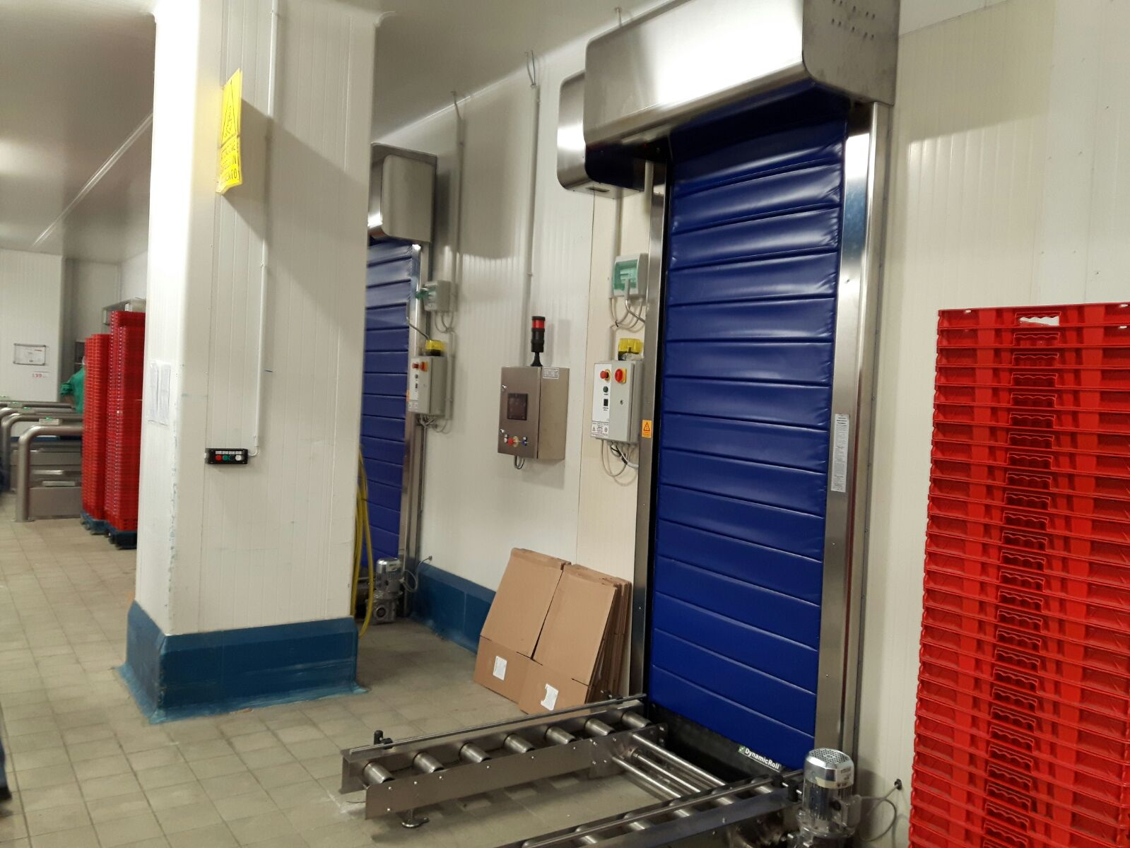 puerta cámaras frigoríficas